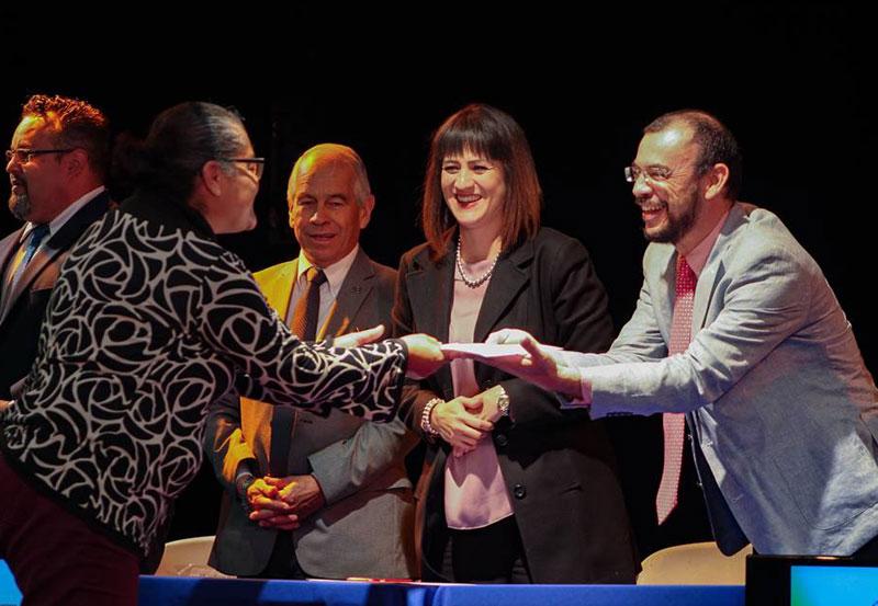 Entrega el ICA Recursos a Proyectos Aprobados del PACMYC 2017