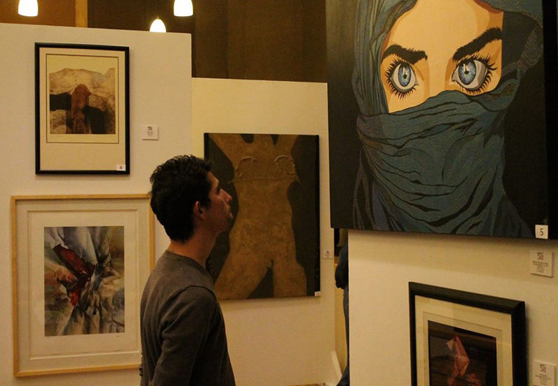 Diciembre 7 se Realizará la XVII Subasta de Arte de Casa Terán