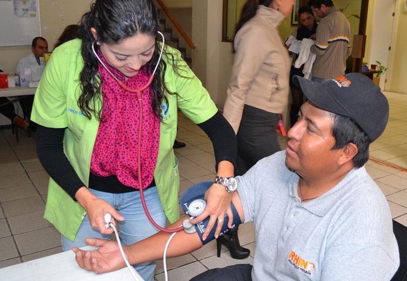ISSEA Hace Llamado a la Población a Cuidarse de la Hipertensión Arterial