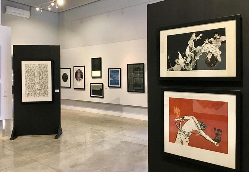 Exhibe el Museo Posada la Obra Premiada del Concurso Nacional de Grabado
