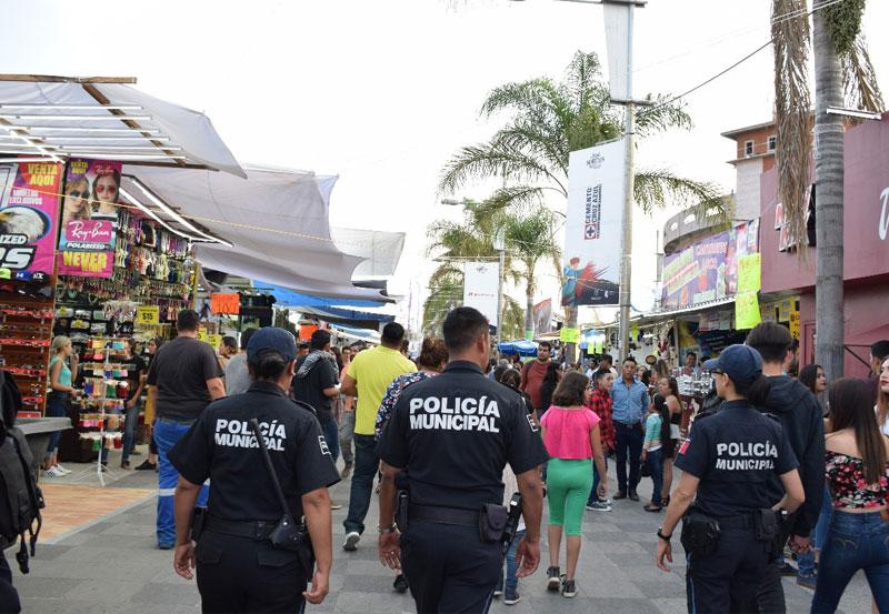 56 Detenidos por Faltas Administrativas en el Perímetro Ferial