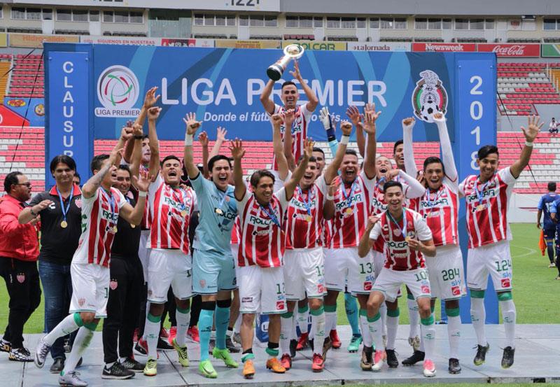 Rayos del Necaxa se Coronó Campeón de la Liga Premier