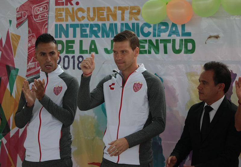 Necaxa Presente en Primer Torneo Fútbol 7 Organizado por el IMJUVA.