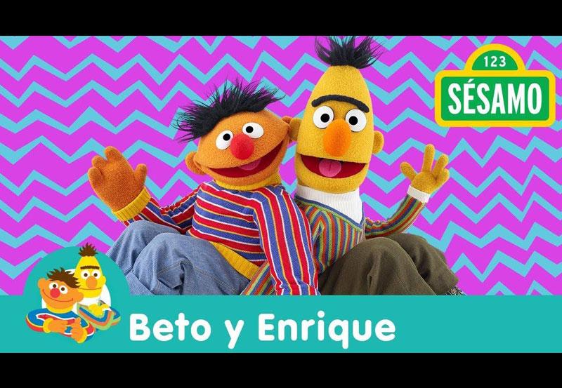 """Beto y Enrique de """"Plaza Sésamo"""" son Homosexuales"""