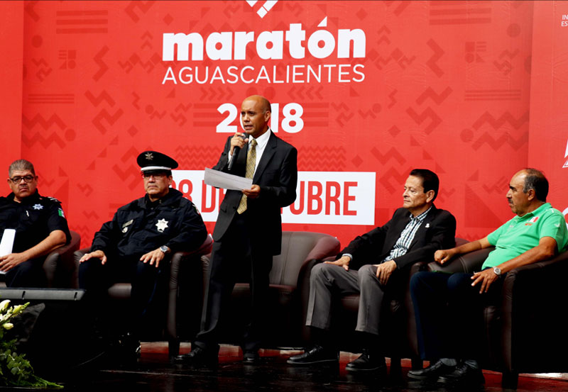 Invitan al Maratón Aguascalientes 2018