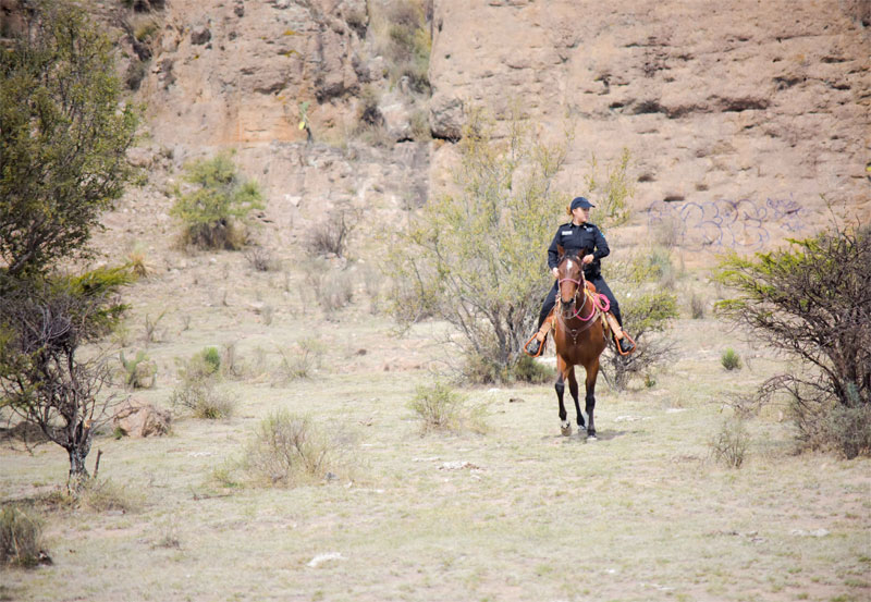 SSPM de Aguascalientes Refuerza la Vigilancia en Comunidades Rurales