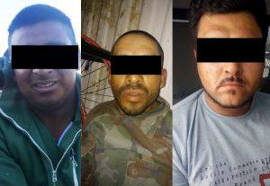 Miércoles 20 de Febrero, SSPE Detiene a Cuatro Distribuidores de Droga