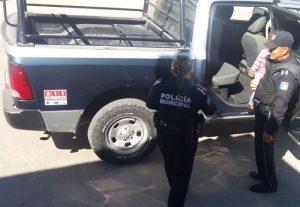 Policías y Personal del DIF Rescataron a Tres Menores Abandonadas en Calvillo