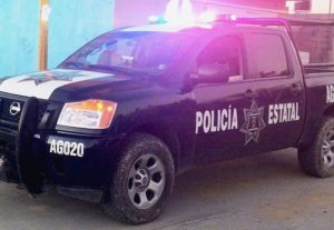 """Detienen a Elena, Pancho, Brayan e Iván por Traer Pistola """"de Aire"""""""