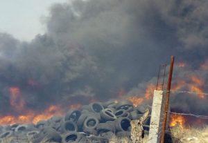Rescatan a Cuatro Menores Antes que su Domicilio Fuera Alcanzado por lncendio
