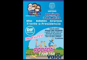 DIF Municipal de JM Celebrará el día de la Familia