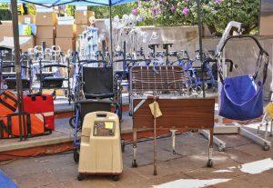 Reciben Donativo de Equipo Médico el Gobierno Municipal de Calvillo