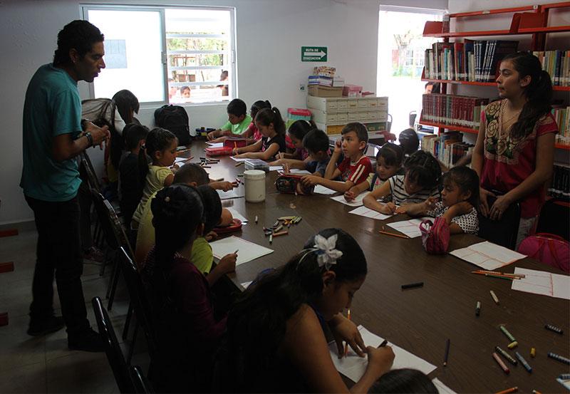 Ayuntamiento Invita a las Actividades que Ofrecen las Bibliotecas Municipales