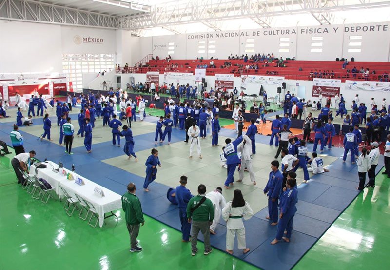 Selectivo de Judo Finaliza la Participación en la ON 2019 con Cuatro Medallas de Bronce