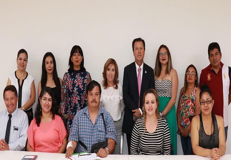 IEA Sostiene Reunión con Asociación Estatal de Padres de Familia