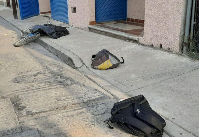 Ratero fue Atropellado por un Vehículo Cuando se Daba a la Fuga