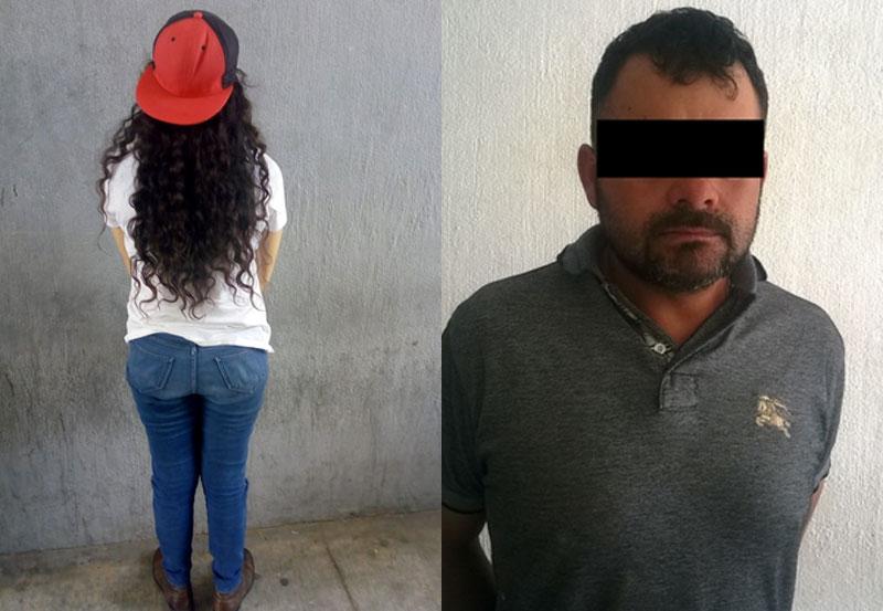 Reyna y Ricardo Fueron Detenidos por Ordenes de Aprehensión