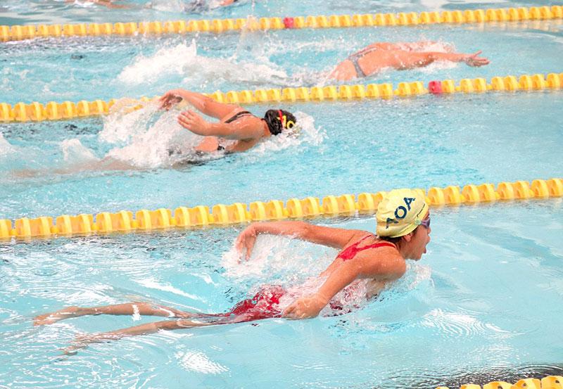 Finaliza con Gran Éxito el Segundo Torneo Estatal de «El Nadador más Completo»