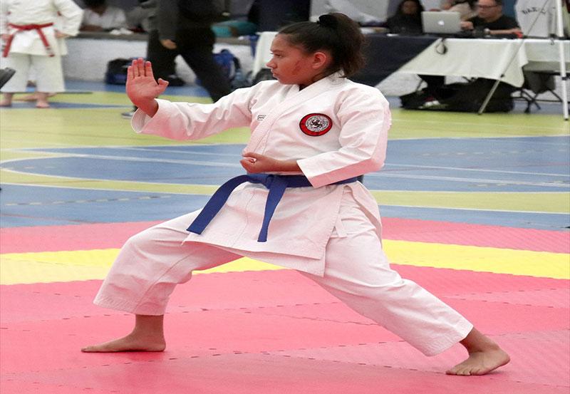 Inauguran la Primera Etapa de la Serie MX de Karate Do Aguascalientes 2020
