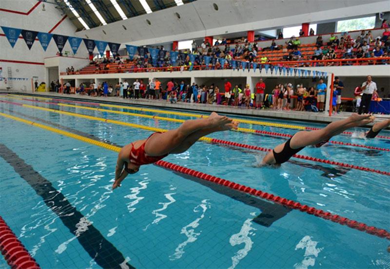 Segundo Torneo Estatal de «El Nadador más Completo»