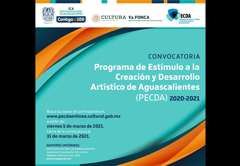 ICA Instala Comité de Arte PECDA 2020-2021