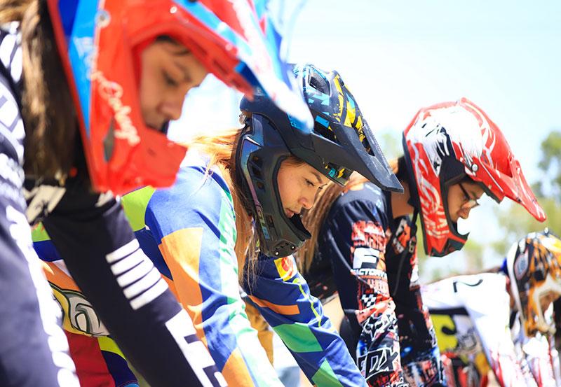 Arrancan Competencias de BMX de la Copa Aguascalientes