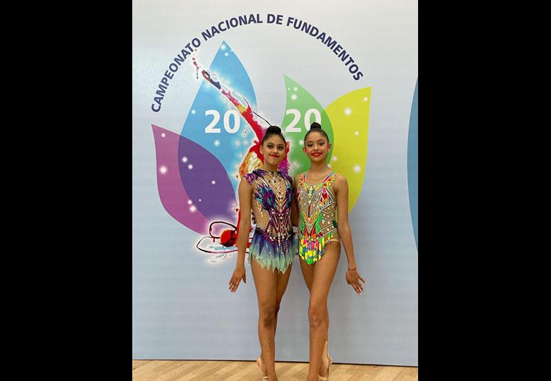 Gimnasta Crista Yakaira Hérnandez Obtiene su Pase a los Juegos Panamericanos Juveniles de Lima 2021