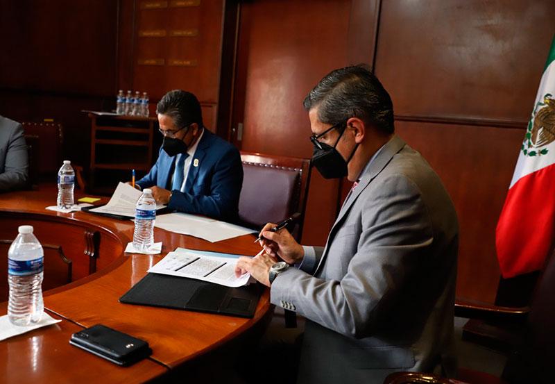 JM y la Fiscalía General del Estado de Aguascalientes Hacen Alianza