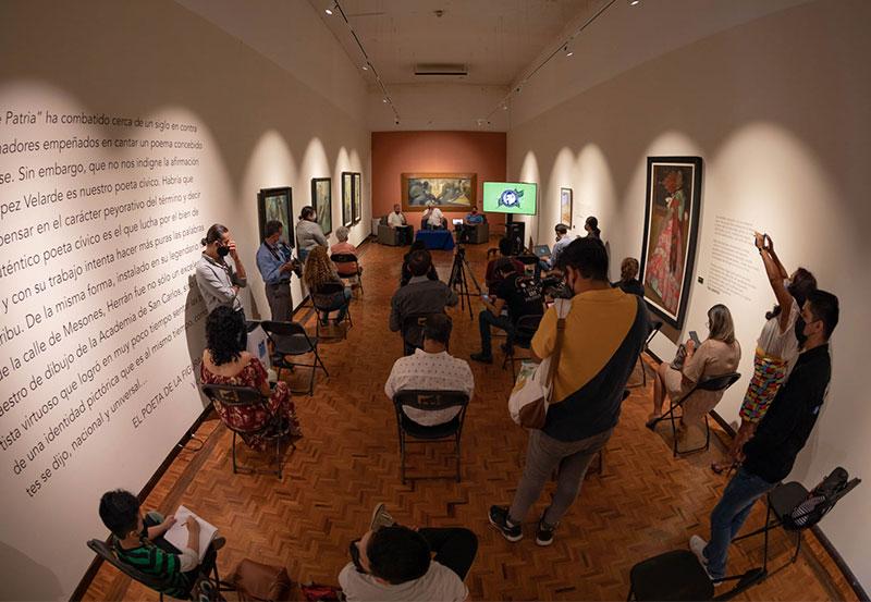 ICA Presenta Programas Conmemorativo por el Centenario Luctuoso de Ramón López Velarde