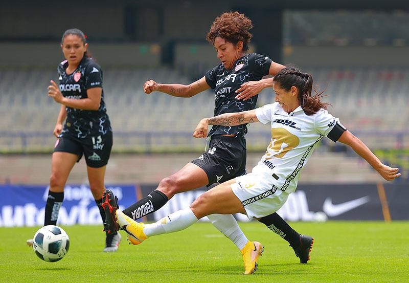 Centellas Empatan Ante Pumas en el Arranque del Apertura 2021