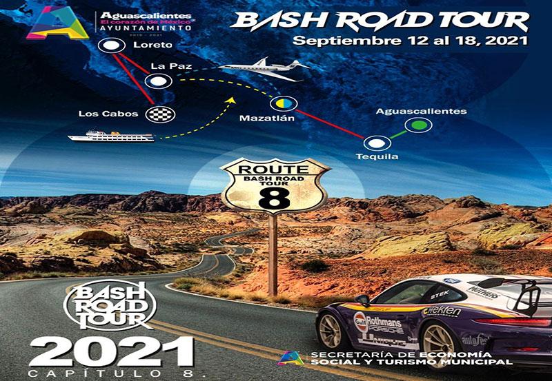 Municipio Invita a Disfrutar del Bash Road Tour 2021